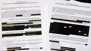 Mueller Report Indicates Russian Interference In The 2017 presidential Election