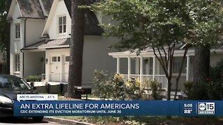 CDC extends eviction moratorium until June 30