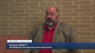 Doug Pratt, spokesman for the Michigan Education Association