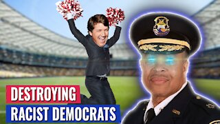 FORMER Detroit police chief James Craig MAKES A POINT ABOUT RACIST DEMOCRATS. TUCKER CHEERS