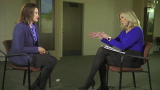 Watch our entire interview with Gov. Gretchen Whitmer on Michigan roads
