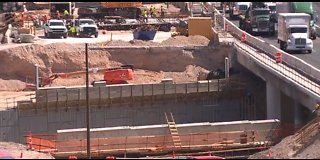 Project Neon work wraps up on I-15 near downtown