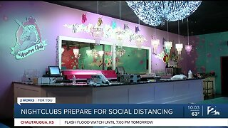 Tulsa nightclubs reopening