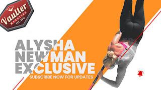 Alysha Newman Vaulter Magazine Interview 2021