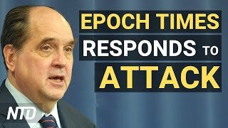 Biden Admin Responds to Attack on The Epoch Times; Biden to Announce Afghanistan Withdrawal | NTD