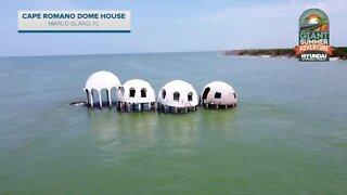 Giant Summer Adventure: Cape Romano Dome House in Marco Island, FL