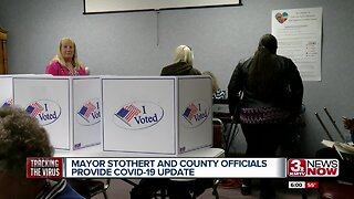 Mayor Stothert and Others Provide Coronavirus Update