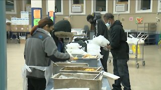 Food pantries working extra hard to feed community during pandemic