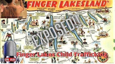 Finger Lakes Child Trafficking 9:30PM EST