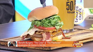 Burgers That Benefit Victims Of Fire