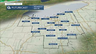 Power of 5 meteorologist Trent Magill gives weather update