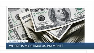 Where is my stimulus money?
