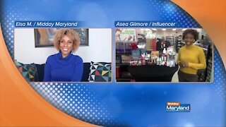 Holiday Beauty with Asea Gilmore