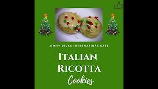 Italian Ricotta Cookies (christmas)