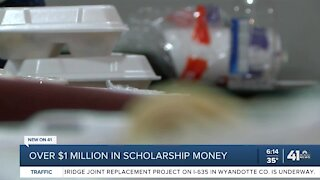 Over $1 million in scholarship money