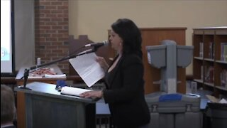 Putnum County Mom FIGHTS Back Against Critical Race Theory