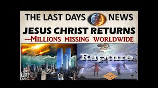2 Prophetic Events Will Rock and Shock the World