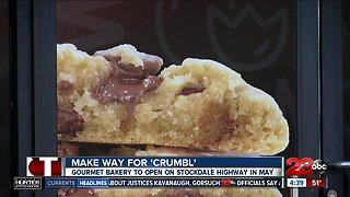 Crumbl cookies coming to Bakersfield