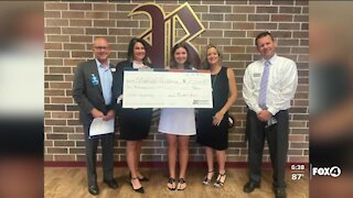 Two $10,000 Scholarships to FSW Awarded to Two Lee County Public Schools Students