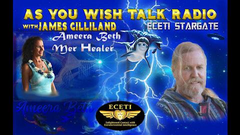 Ameera Beth - Mer Healer As You Wish Talk Radio