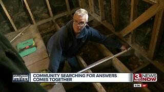 Community searching for answers comes together