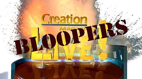 Season 7 bloopers
