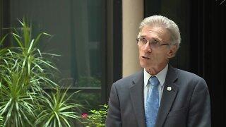FULL INTERVIEW: Frank Barbieri discusses school reopening plan