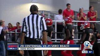 Centennial vs Vero Beach