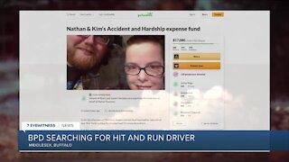 Community rallying around hit & run victims