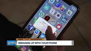 Here's how to break up with your phone