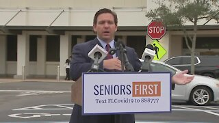 Governor DeSantis announces Publix to carry vaccines in Collier County