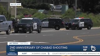 Two years since Chabad of Poway shooting