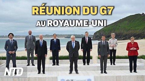 Le sommet du G7 démarre au Royaume-Uni; USA: sort des centaines de dénonciateurs militaires