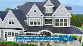 Add Value To Your Home! // Lifetime Windows & Siding
