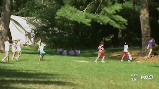 CDC issues new guidelines for summer camps