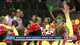 Marian High School Field Day