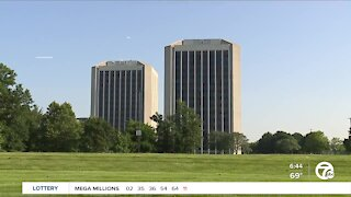 Many cities in metro Detroit seeing low occupancy rates at offices as work-from-home remains