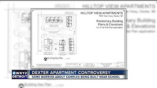 Dexter residents outraged over proposed affordable housing near elementary school