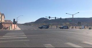LATEST: Police discuss fatal crash in southwest Las Vegas