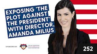 Exposing 'The Plot Against the President' with Director, Amanda Milius
