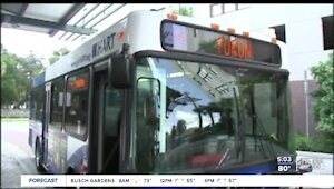 HART recently reduced routes to improve reliable bus service