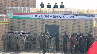Yudh Abhyas Opening Ceremony
