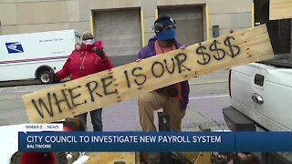 City Council to investigate new payroll system