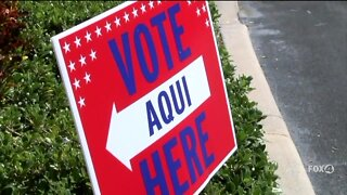 Safety measures in place for early voting in Lee County