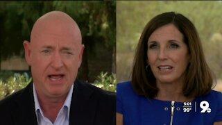 ELECTION 2020: Kelly vs McSally for U.S. Senate
