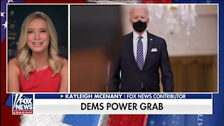 Kayleigh McEnany SLAMS Radical Biden