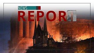 Catholic — News Report — Church's Eldest Daughter Collapsing