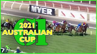 2021 Australian Cup horse race