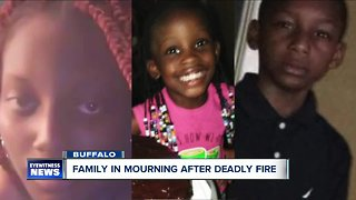 Family in mourning after deadly Buffalo fire
