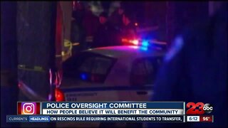 Police Oversight Committee